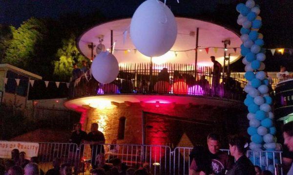 Aquaphobie 2016 Pavillon